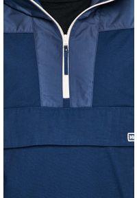 Niebieska kurtka Helly Hansen z kapturem, krótka