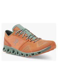 Buty męskie do biegania On Running Cloud X 4099704. Materiał: guma, materiał, syntetyk. Szerokość cholewki: normalna. Sport: bieganie