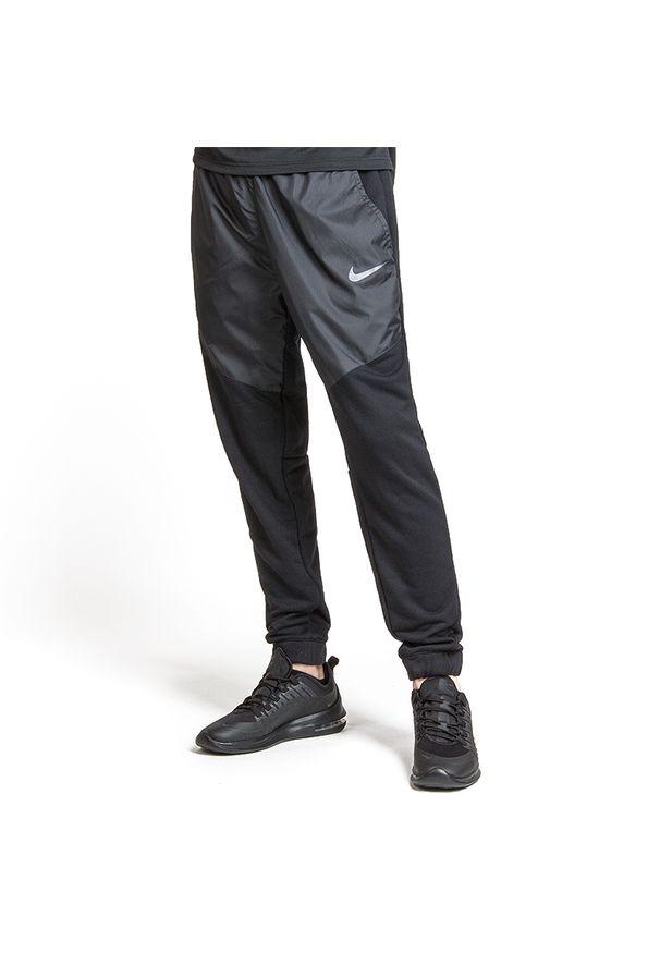 Czarne spodnie Nike