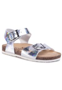 Srebrne sandały Primigi