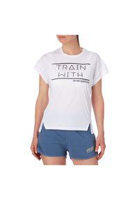 Koszulka treningowa damska Energetics Georgia 407270. Materiał: poliester, materiał. Sport: fitness