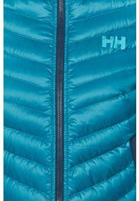 Niebieska kurtka Helly Hansen na co dzień, casualowa