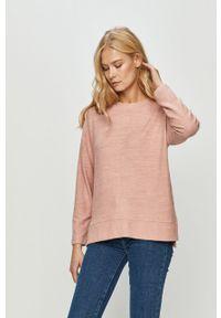 Różowy sweter Haily's na co dzień, casualowy