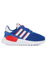 Adidas - adidas Buty La Trainer Lite El I FW0585 Niebieski. Kolor: niebieski