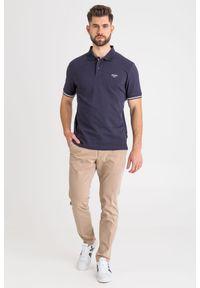 JOOP! Jeans - POLO Joop! Jeans. Typ kołnierza: polo. Wzór: jednolity, nadruk. Styl: sportowy