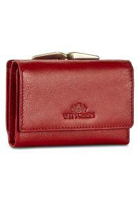 Czerwony portfel Wittchen