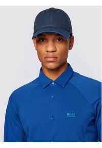 BOSS - Boss Czapka z daszkiem Cap-X 50451245 Granatowy. Kolor: niebieski