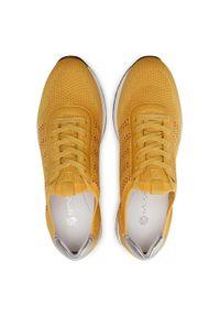 Żółte półbuty Remonte