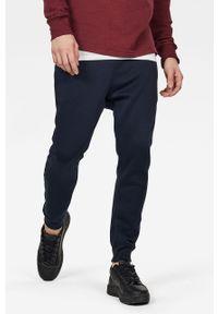 Niebieskie spodnie dresowe G-Star RAW