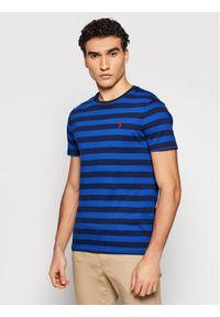 Polo Ralph Lauren T-Shirt Classics 710823560006 Kolorowy Custom Slim Fit. Typ kołnierza: polo. Wzór: kolorowy