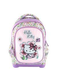Plecak Hello Kitty z motywem z bajki