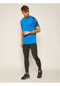 Czarne legginsy sportowe New Balance
