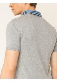 Szara koszulka polo Guess polo