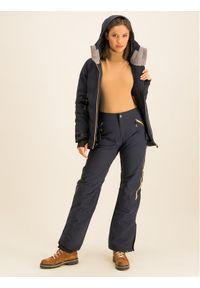 Roxy Kurtka narciarska Premiere Snow ERJTJ03209 Czarny Tailored Fit. Kolor: czarny