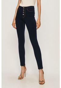 Niebieskie jeansy Guess Jeans #5