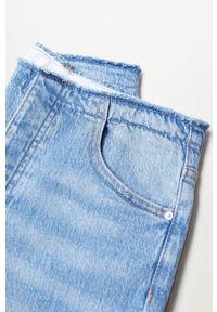 Niebieskie jeansy Mango Kids