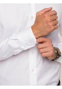 Biała koszula biznesowa Emanuel Berg #11