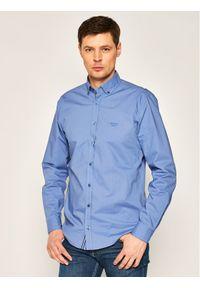 Niebieska koszula casual JOOP! Jeans