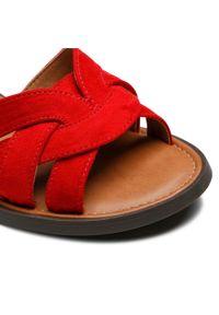Refresh - Sandały REFRESH - 72750 Red. Okazja: na co dzień. Kolor: czerwony. Materiał: materiał. Sezon: lato. Styl: casual