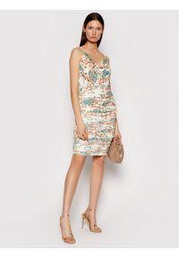 Marciano Guess Sukienka letnia 1GG725 6063A Kolorowy Slim Fit. Wzór: kolorowy. Sezon: lato