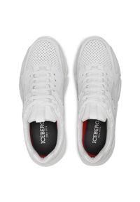 Iceberg Sneakersy NIU1411B Biały. Kolor: biały