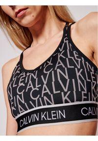 Czarny top Calvin Klein Performance