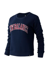 Bluza sportowa New Balance z klasycznym kołnierzykiem