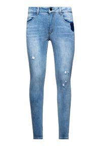 Niebieskie jeansy Primigi