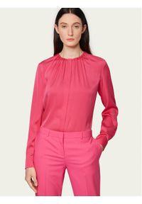 Różowa koszula BOSS