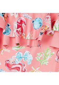 Różowy strój jednoczęściowy Mayoral