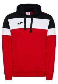 Joma Bluza Crew IV 101544.601 Czerwony Regular Fit. Kolor: czerwony