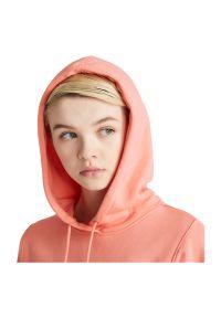 Bluza damska Nike Sportswear Air Hoody CZ8620. Typ kołnierza: kaptur. Materiał: poliester, dzianina, bawełna, materiał. Wzór: nadruk, haft, aplikacja