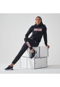 Bluza sportowa Puma na jogę i pilates, z kapturem