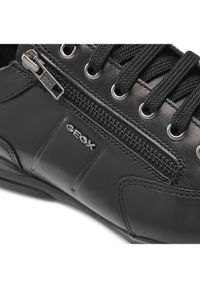 Geox Sneakersy U Timothy C U046TC 00043 C9999 Czarny. Kolor: czarny
