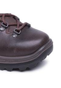 Kayland - Trekkingi KAYLAND - Cumbria Gtx GORE-TEX 018016125 Brown. Kolor: brązowy. Materiał: skóra, nubuk. Szerokość cholewki: normalna. Technologia: Gore-Tex. Sport: turystyka piesza