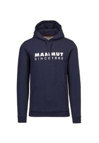 Bluza Mammut z napisami, na co dzień