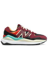 Buty sportowe New Balance z cholewką, w kolorowe wzory, na co dzień