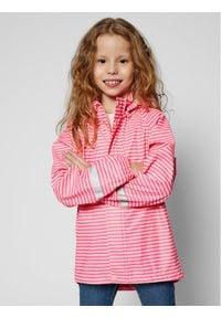 Reima Kurtka przeciwdeszczowa 521523 Różowy Regular Fit. Kolor: różowy #1