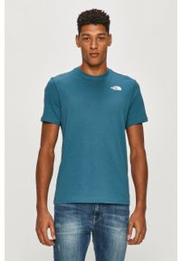 T-shirt The North Face casualowy, na co dzień