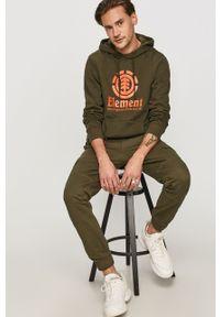 Zielone spodnie Tom Tailor