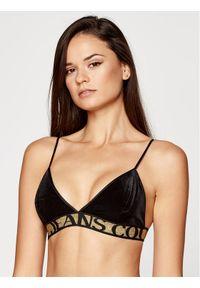 Versace Jeans Couture Biustonosz braletka D3HZB657 Czarny. Kolor: czarny