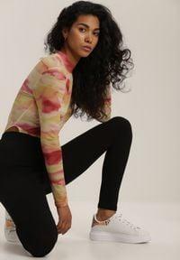 Renee - Czarne Legginsy Vhesaela. Kolor: czarny