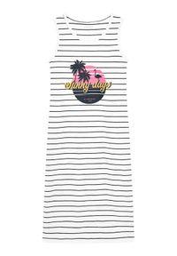 Name it - NAME IT Sukienka codzienna 13189384 Biały Regular Fit. Okazja: na co dzień. Kolor: biały. Typ sukienki: proste. Styl: casual