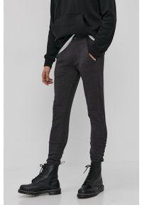 Brave Soul - Spodnie. Kolor: szary