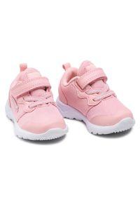 Bagheera - Sneakersy BAGHEERA - Gemini 86521-10 C3908 Soft Pink/White. Okazja: na spacer. Zapięcie: rzepy. Kolor: różowy. Materiał: skóra ekologiczna, materiał. Szerokość cholewki: normalna