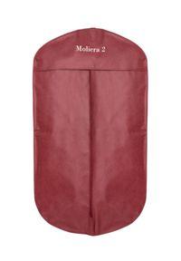 ALMAROSAFUR - Brązowy dwustronny kożuch. Kolor: brązowy. Materiał: puch. Sezon: zima. Styl: klasyczny, elegancki #4