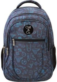 Niebieski plecak Incood sportowy