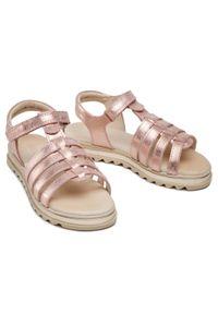 Froddo - Sandały FRODDO - G3150184-2 M Pink. Kolor: różowy. Materiał: skóra, zamsz