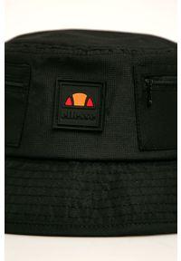 Czarny kapelusz Ellesse z aplikacjami #4
