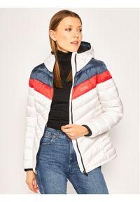 Biała kurtka zimowa Colmar